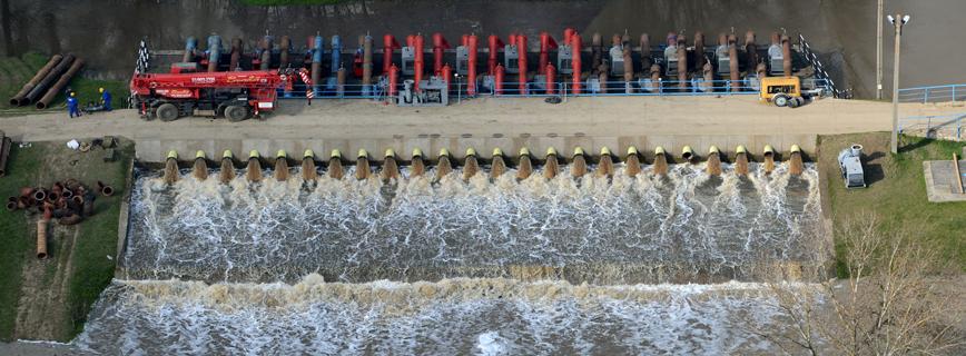 Katasztrófatípusok - belvíz aloldal fejlécképe