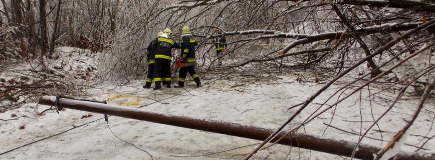 Katasztrófatípusok - Téli veszélyek - A speciális téli munkavégzés szabályai, a kültéren alkalmazott munkaeszközök jellemzői aloldal fejlécképe