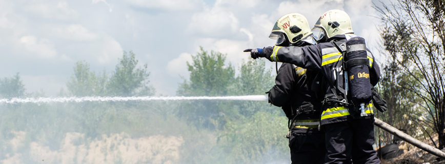 Katasztrófatípusok - Szabadtéri tüzek aloldal fejlécképe