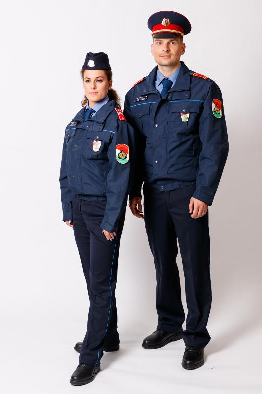 A 12M egységes rendészeti szolgálati ruházat nyári dzseki